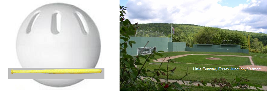 wiffle batting machine