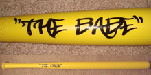 Wiffle Ball Bat Decals