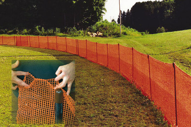 EZ Pocket Net Fence Wiffle Ball Outfield Fence