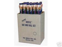 Junior Wiffle ball and bat floor display set