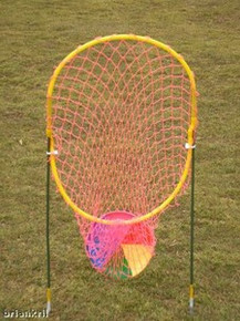 Xtra Receiver Net for  Disc Golf, Foam Footballs and More