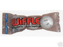 36 Official Baseball Wiffle Balls in Polybags