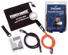 Power Bandz Pitching Throwing Band Resistance Trainer