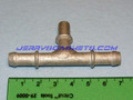 Connector, Tee, Plenum, NEW, 90~95 [6.5C]