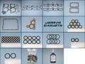 Gasket/Seal Kit, 118 pc Engine Refinishing, 90~92 (VITON)