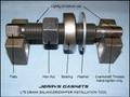 LT5 Crank Balancer-Damper Installation Tool
