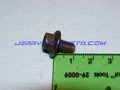 Bolt, Pan Baffle & LH PCV Pipe, USED, 90~95 [6.5A]