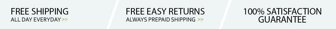 Buy mens clothing online with FREE two day shipping.  Easy prepaid shipping on returns. 100% Satisfaction Guarantee