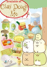 Re-ment Miniatures Sumikko Gurashi Picnic (SOLD OUT)