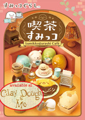 Sumikko Gurashi Cafe Re-ment Miniatures (SOLD OUT)