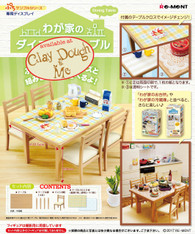 Re-ment Dining Table