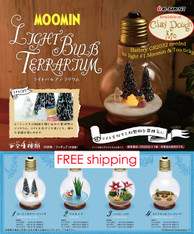 Re-ment Miniatures Moomin Terrarium (Currently Out of Stock)