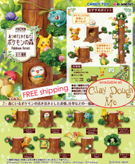 Re-ment Miniatures Pokemon Forest