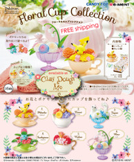 SEPT'18 Re-ment Pokemon : Floral Cup Collection