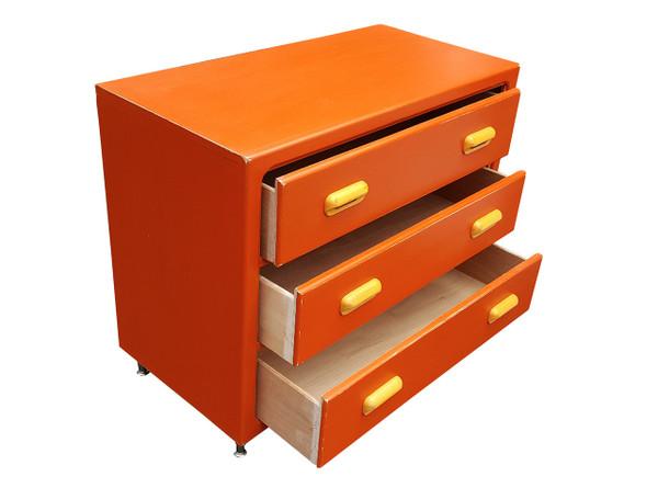 Retro Modern dresser open
