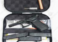 Glock 17 Gen 3 Stripped Frame w/case & 3 each 17 round mags