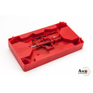 Apex Polymer Armorers Tray and Pin Punch