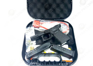 Glock 19 Gen 3 Stripped frame w/case 2 each 15 round mags