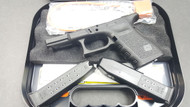 Glock 23 Gen 3 Stripped frame w/case 2 each 13 round mags
