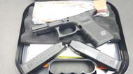 Glock 23 Gen 3 Stripped frame w/case 2 each 13 round mags