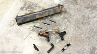 Poly 80 Glock 19 Gen 3 Completion kit Cerakote Toolbox camo
