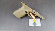 Glock 19/23 Gen 3 Stripped frame NEW OD Green