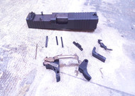 Poly 80 Glock 19 Gen 3 Completion kit with RMR cut and forward serrations