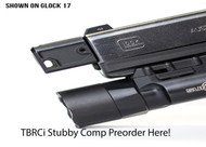 TBRCi Stubby Comp for Glocks