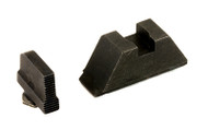 AmeriGlo, Sight, Fits All Glocks Except 42/43, Black, Tall Suppressor Set