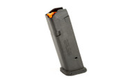 Magpul Industries, Magazine, PMAG, 9MM, 17Rd, Fits Glock 17, Black