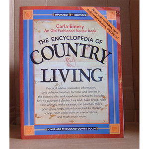ENCYCLOPEDIA OF CTRY. LIVING