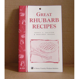 GREAT RHUBARB RECIPES