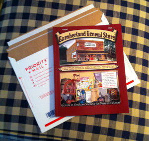 CATALOG SENT VIA PRIORITY MAIL