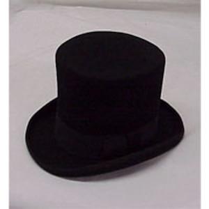 BLACK TOP HAT, X-LARGE