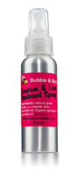 Geranium Lime Natural Deodorant Spray