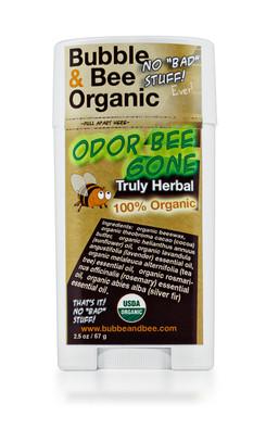 Truly Herbal 100% Organic Deodorant Stick