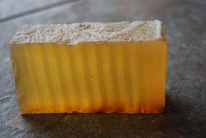 Organic Lemongrass Ginger Soap
