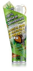 Lemongrass Rosemary Natural Deodorant Spray