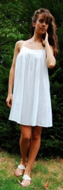 Organic Cotton Nightgown JP08