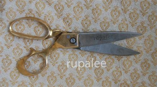Handmade Heirloom Scissors - Home & Office Utilitarian Scissors