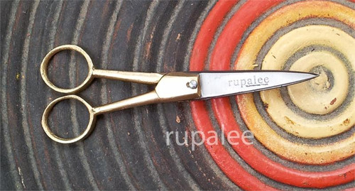 Handmade Heirloom Quality Scissors Embroidery