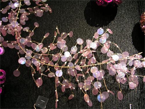 Garland Shimmy Pink