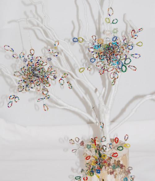 BD601M Snowflake Multicolor