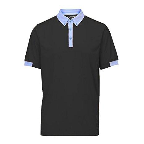 Callaway Victor Mens Golf Polo Shirt Caviar Small
