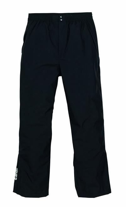 "Hi- Tec Sports Mens Waterproof Golf Trousers Black Med/31"""