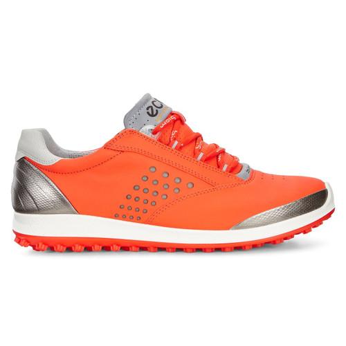 Ecco Womens Biom Hybrid 2 Golf Shoes Fire Caldera