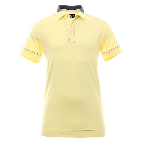 Callaway Golf X-Series C Collar Mens Golf Shirt Mellow Yellow