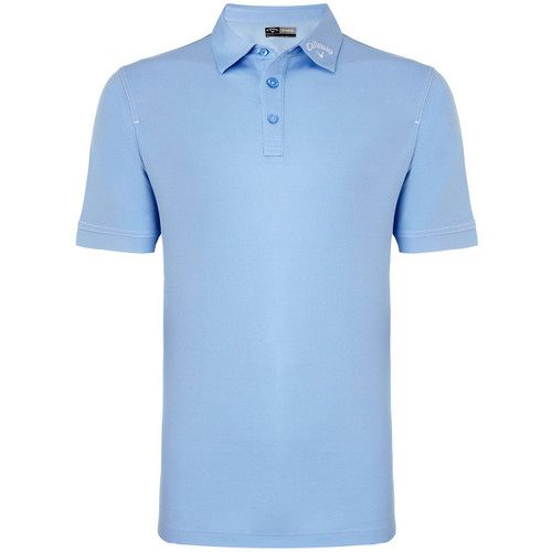 Callaway Mens Hawkeye Golf Polo Shirt Provence