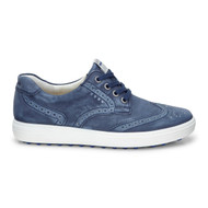 Ecco Womens Casual Hybrid Golf Shoes True navy Madara