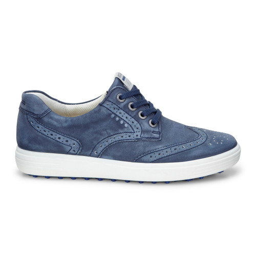 Ecco Womens Casual Hybrid Golf Shoes True navy Madara